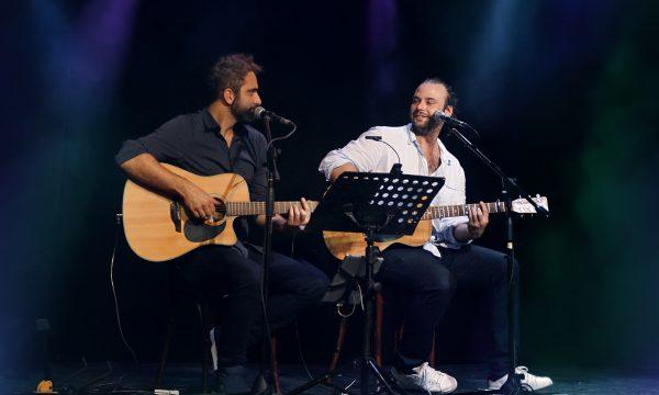 Bruno Guglielmi et Arthur Le Forestier